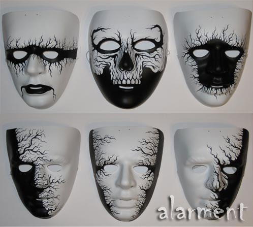 alarment Masks Allan Armenta