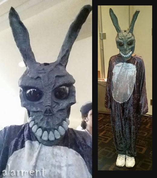alarment BMG Fan Fest Frank the Bunny