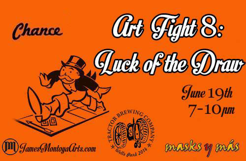 Art Fight 8