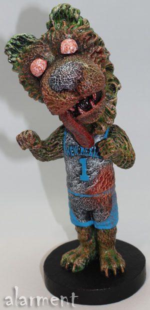 alarment Zombie Lobo Louie
