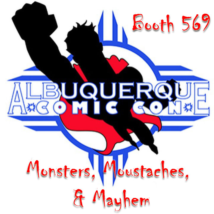 ABQCC Monsters Moustaches Mayhem 2017